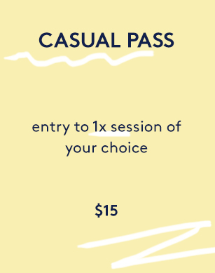 casual pass icon