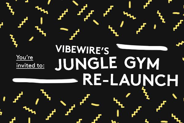 Jungle Gym Invite Banner