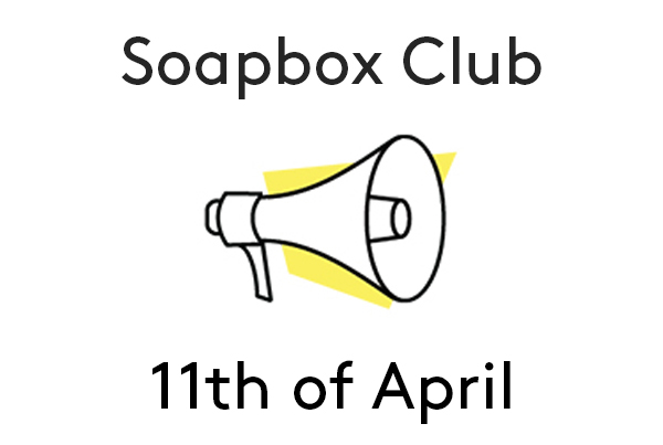 soapbox club icon logo