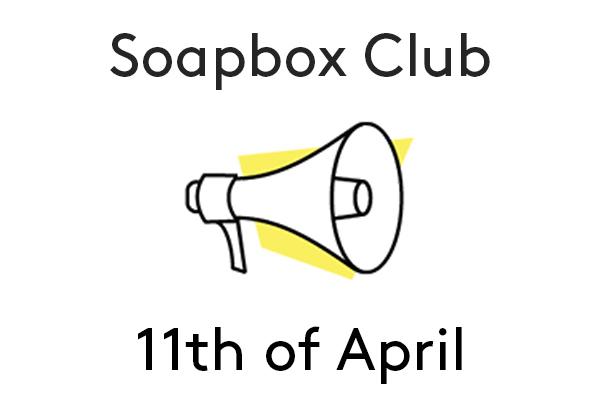 soapbox club icon logo