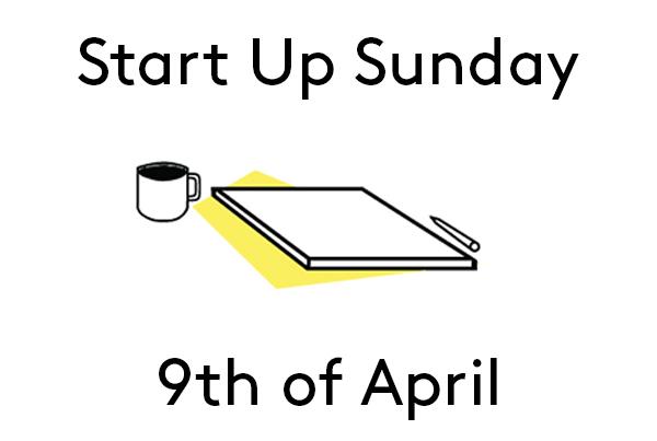 startup sundays icon logo