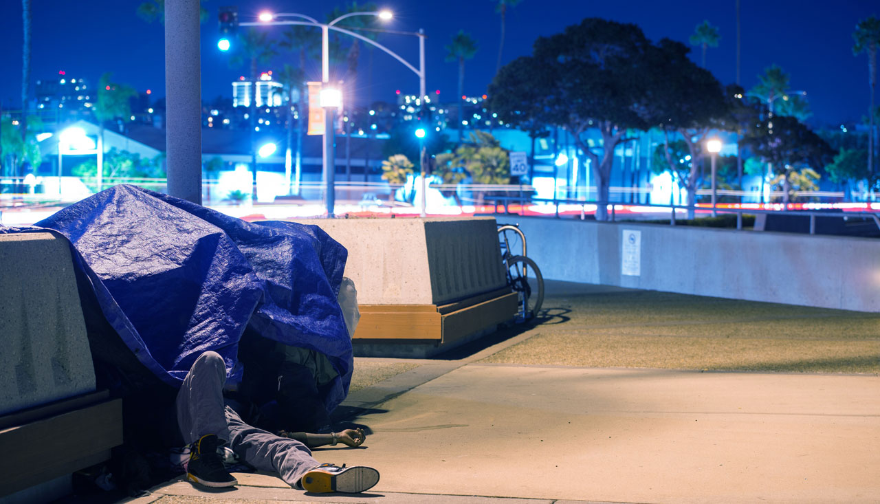 Hacking Homelessness